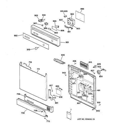 Ge Potscrubber Dishwasher Wiring Diagram