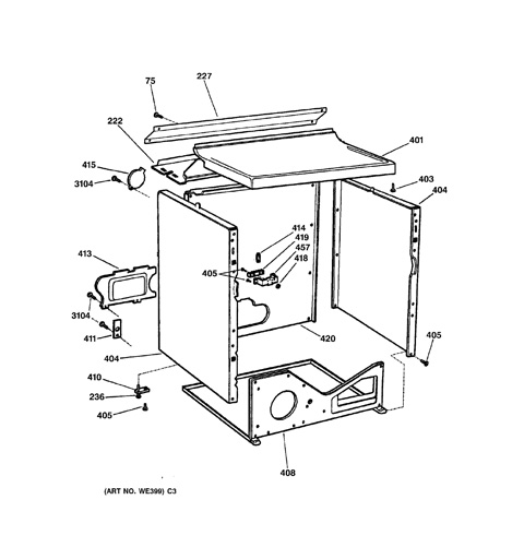 model search dpsr473ew0ww. Black Bedroom Furniture Sets. Home Design Ideas