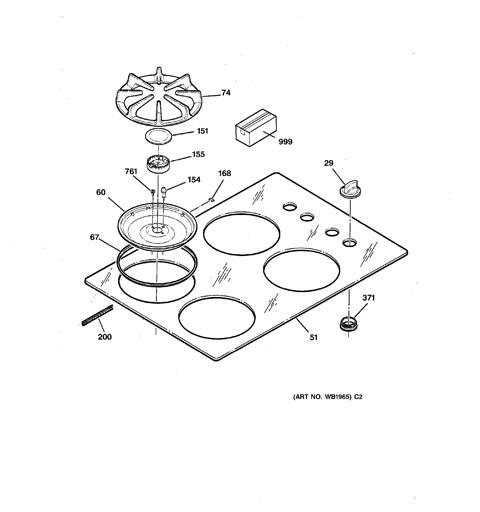 model search jgp336wev4ww cooktop