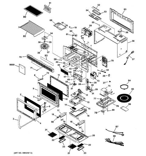 Model Search | JVM1440WD001 on