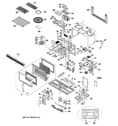 Model Search | JVM1851WD002