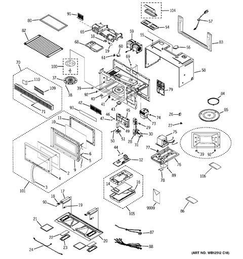 Model Search | JVM1440WD003