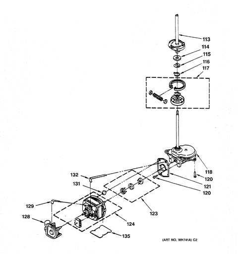 Ge Spacemaker Washer Diagram Engine Diagram And Wiring