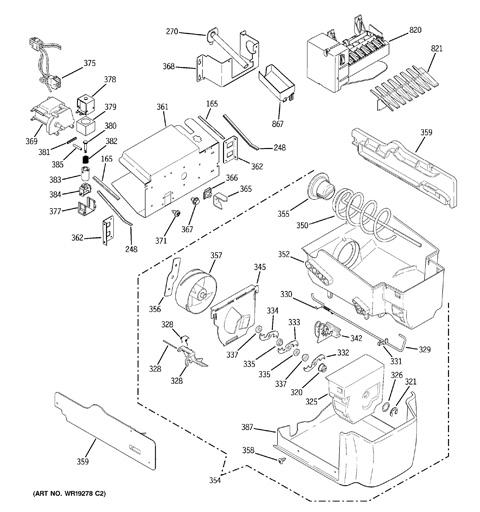 Ge Refrigerator Wiring Diagrams
