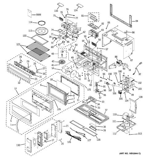 Model Search | JVM2070SH001