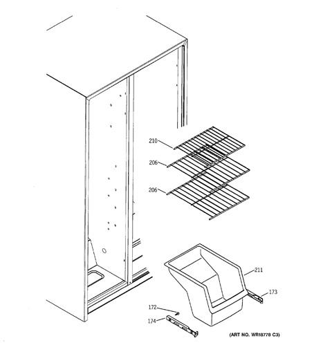 Ge Refrigerator Wiring Diagram Gss20iepaww
