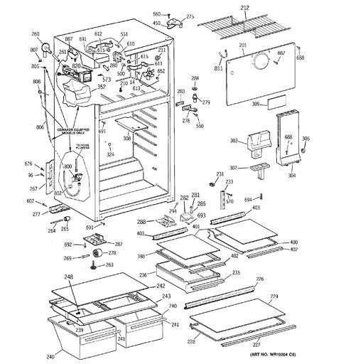 model gts18hcmerww refrigerator wiring diagram  trusted