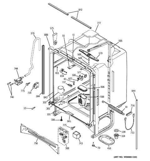 rca dishwasher wiring diagram radio wiring diagram u2022 rh augmently co Maytag Dishwasher Diagram Maytag Dishwasher Diagram