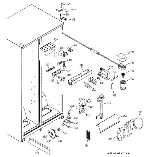 Ge Fridge Wiring Diagram Tbf21dhb