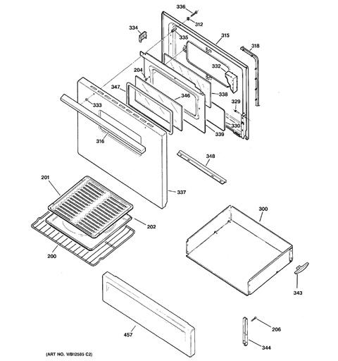 model search jbs15h1ww door drawer parts