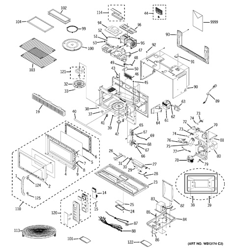 ge spacemaker xl1800 installation manual