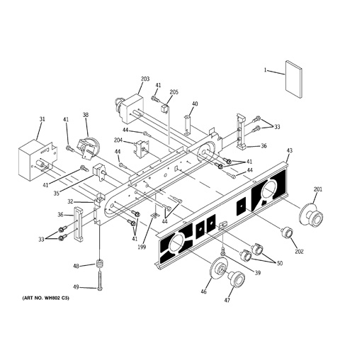 Baldor Motor Frame