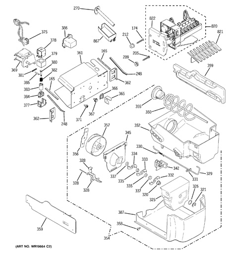 For Diagram Ice Wiring Maker 21aac91368