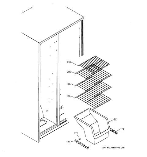 Gss25jsress Ge Refrigerator Wiring Diagram - Wiring Diagram ... on