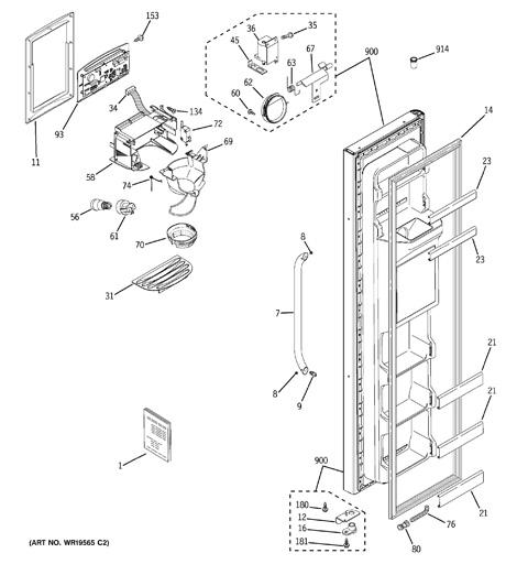 model search gsh25jsrfss rh geapplianceparts com GSH25JSRFSS Parts GE GSH25JSRFSS Manual
