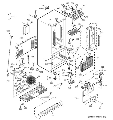 Ge Appliances Wiring Diagram. Ge Dryer Diagram, Ge Appliance Parts on