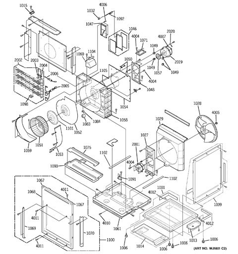 model search az75h12dacm1 Goodman Furnace Wiring Diagram motor heater base pan parts
