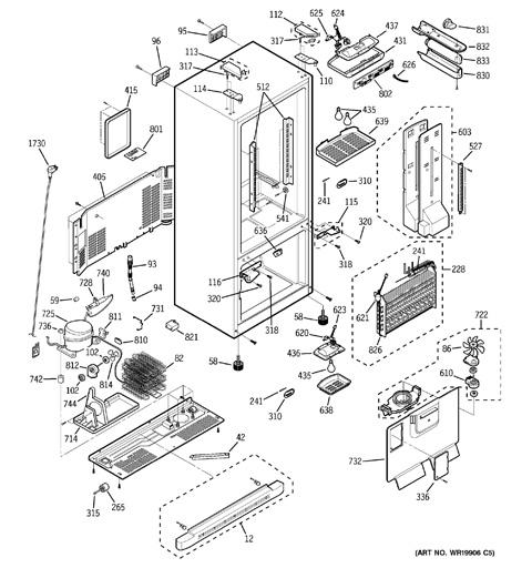ge refrigerator wiring diagram problem wiring diagram wiring diagram for ge fridge refrigerator circuit nilza