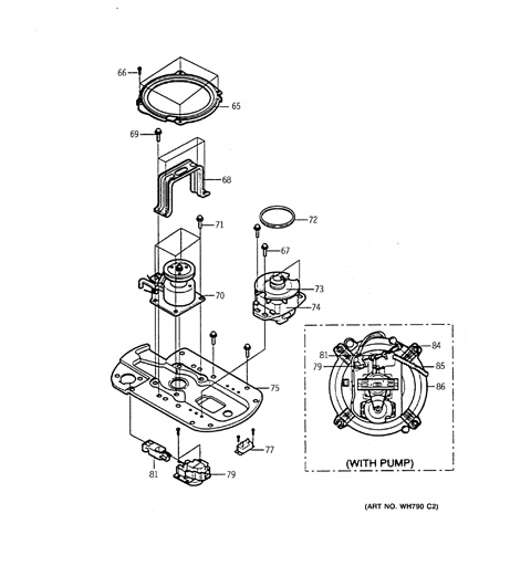 ge spacemaker portable washer manual