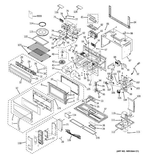ge spacemaker microwave replacement parts  u2013 bestmicrowave
