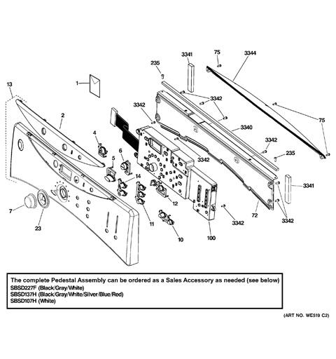 Model Search | DCVH680EJ0WW on