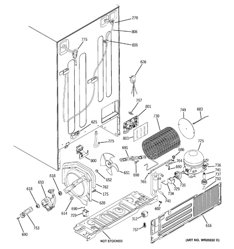 Model Search | GSS25WSTFSS | Ge Refrigerator Wiring Diagrams Gss25wstss |  | GE Appliances Parts and Accessories