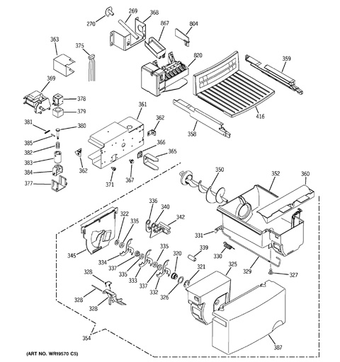 ge profile refrigerator ice maker schematic: ge ice maker schematic -  wiring diagramrh:cleanprosperity