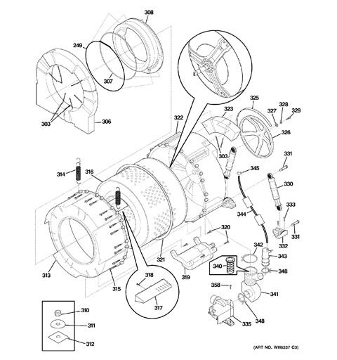 Ge Washing Machine Motor