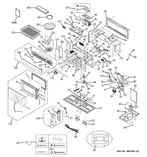 Model Search | JVM3670SK06
