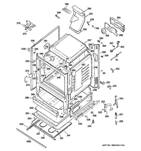 ge profile gas range with warming drawer manual