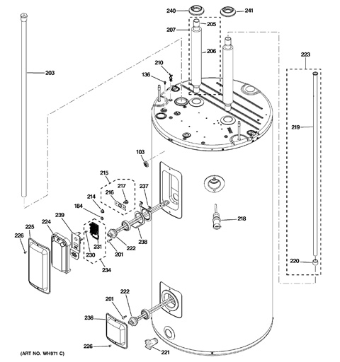 Model Search | GEH50DEEDSCAAppliance Parts, Accessories & Water Filters