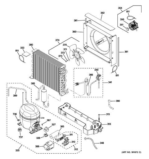 Water Heater Parts Diagram