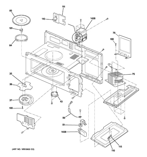 Interior Parts 1