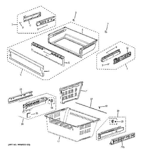 model search pfsspkwass zer shelves
