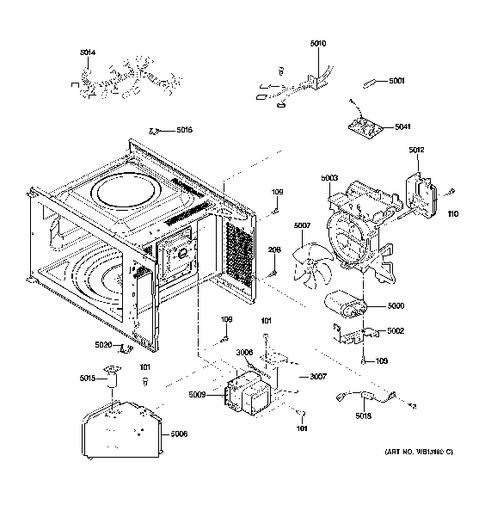 hamilton beach microwave replacement parts  u2013 bestmicrowave