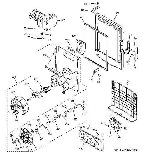 ge ice maker dispenser wiring schematic data wiring diagramsmodel search gfe29hsdiss ge profile ice maker troubleshooting ge ice maker dispenser wiring schematic