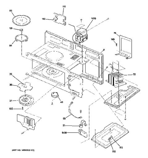 Model Search Jnm3151rf1ss Frigidaire Dishwasher Parts List General Electric Microwave Diagrams