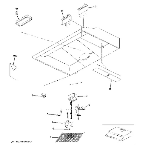 ge monogram range hood repair and wiring diagram electric