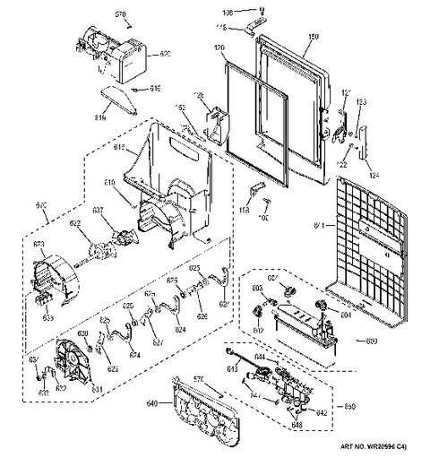Model Search | CFE28TSHDSS | Ge Refrigerator Water Dispenser Wiring Diagram |  | GE Appliances Parts and Accessories