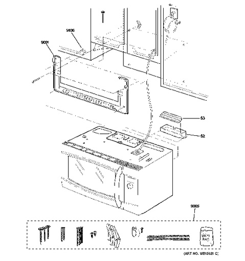 ge advantium 120 oven parts