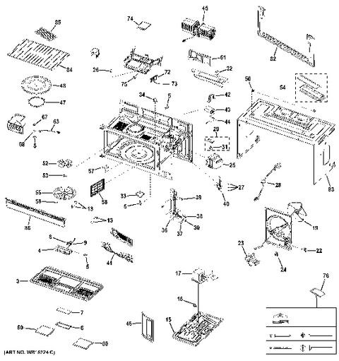 ge oven sensor replacement
