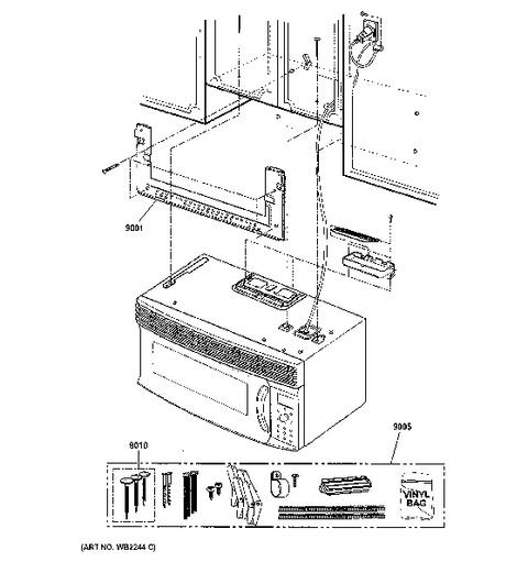 Ge Microwave Wiring Diagram