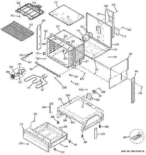 Schematic Washer Wiring Ge Wjsr416og2ww