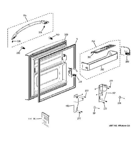 Samsung Refrigerator Schematic Diagram