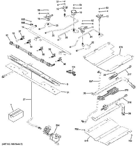 Range Ge Diagram Jkp45schematic. . Wiring Diagram on