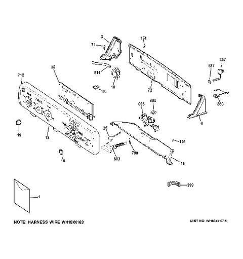 model search gtwn4250d0ws ge doe washer replacement parts by section assembly diagram