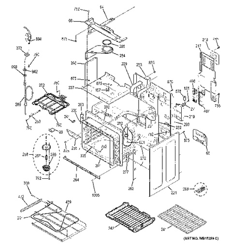 Model Search   PHS920SF1SS   Ge Induction Cooktop Schematic      GE Appliances Parts and Accessories