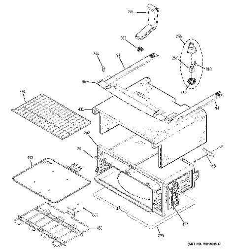 upper oven