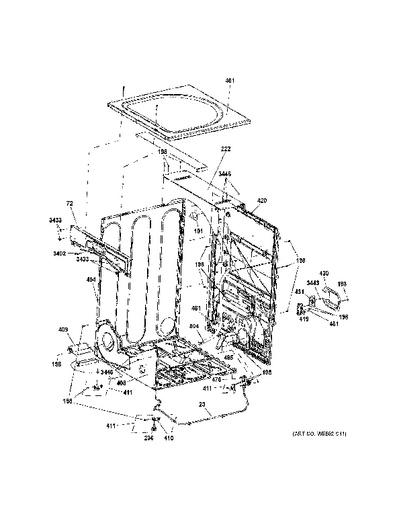 4 wire dryer cord installation diagram