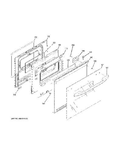 on ge jrp28 oven schematic diagram